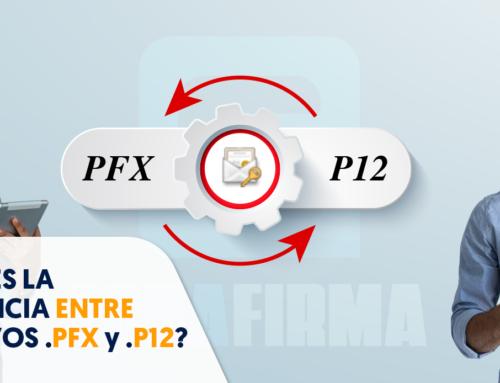 ¿Cuál es la diferencia entre certificados .PFX y .P12? y ¿Cómo cambiar la extensión fácilmente?